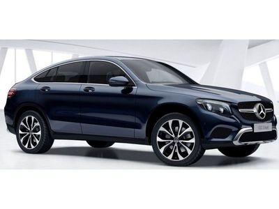 gebraucht Mercedes E250 GLC Coupé d 4Matic Coupé Exclusive