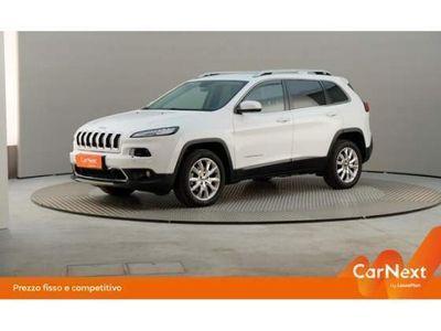 usado Jeep Cherokee 2.2 Mjt 200 Cv Limited 4wd Auto