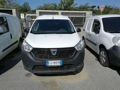 used Dacia Dokker 1.6 8V 100CV Start&Stop GPL Ambiance del 2017 usata a Roma