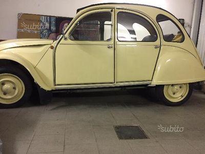 usata Citroën 2CV - Anni 70