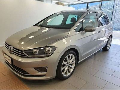 usata VW Golf Sportsvan 1.6 TDI 115CV DSG Executive BlueMotion Tech.