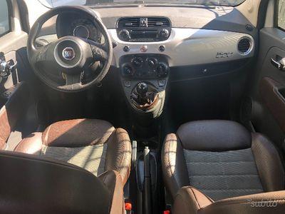 gebraucht Fiat 500 1.3 Multijet 16V 95 CV Matt Black