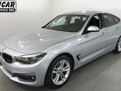 usata BMW 318 Gran Turismo d Business aut.
