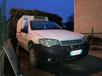 usata Fiat Strada 1.3 MJT Pick-up cella frigo -25 gradi