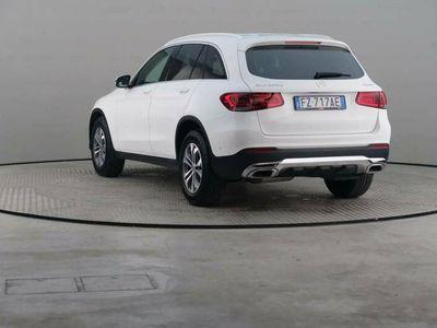 usata Mercedes 200 GLCD 4matic Business Automatica