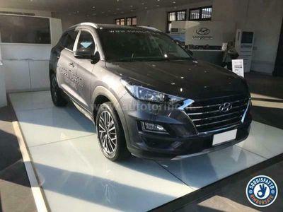 usata Hyundai Tucson New Tucson1.6 CRDi (136CV) 4WD DCT XPRIME