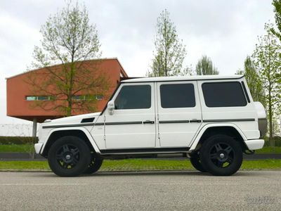 second-hand Mercedes G400 CDI S.W. Lunga