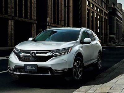 usata Honda CR-V CR-V2.0 Hev eCVT Elegance Navi AWD