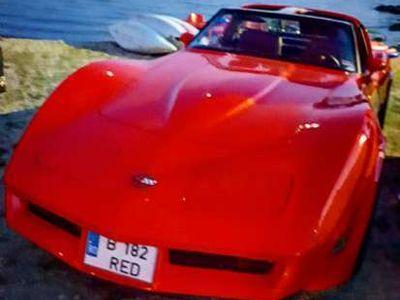 usata Corvette C3 C3COMPLETAMENTE TAGLIANDATA CAMBIO REVI