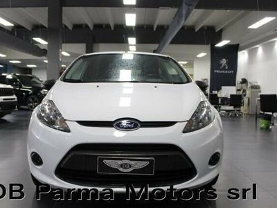 usata Ford Fiesta 1.4 TDCi 70CV 3 porte Van PREZZO + IVA
