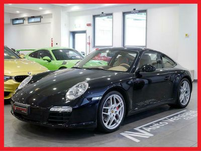 usata Porsche 911 Carrera S 997Coupé **UFFICIALE - SERVICE BOOK**