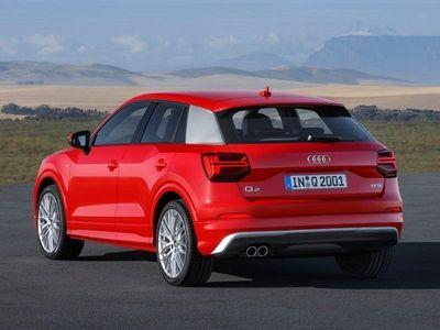 usata Audi Q2 1,5 L4110 M6