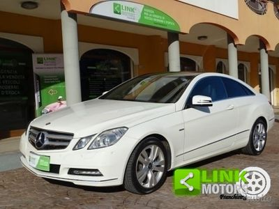 usado Mercedes E220 ClasseCDI COUPE' Blue Efficiency A
