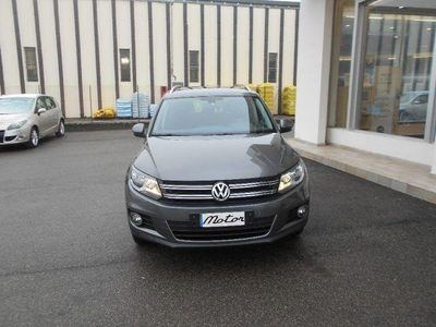 brugt VW Tiguan 2.0 TDI 140 CV 4MOTION DSG Business Sport & Style del 2014 usata a Borgo San Lorenzo