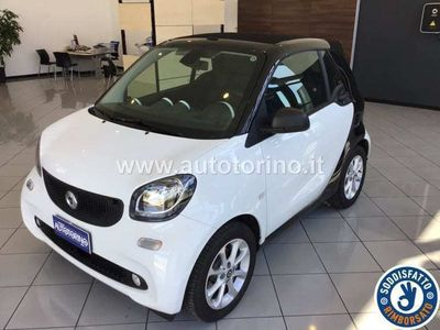 usata Smart ForTwo Cabrio FourFor 1.0 Youngster 71cv twinamic my18