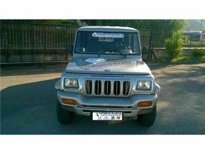 usata Mahindra Bolero 2.5 CRDe 4WD DC Pick Up