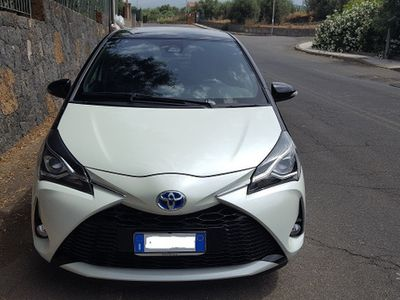 usata Toyota Yaris Hybrid - 2018