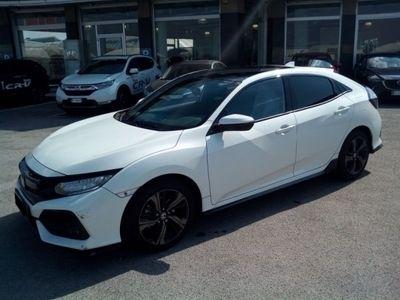 usata Honda Civic 1.5 5 porte Sport+ CVT