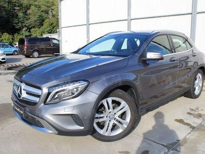 usata Mercedes GLA220 GLA-X156 2014 Diesel d (cdi) Sport 4matic 170cv au