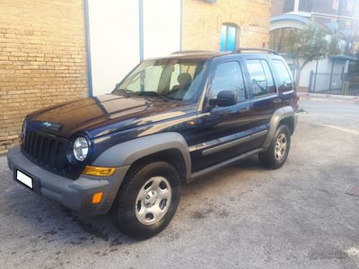 usata Jeep Cherokee 3ª serie - 2006