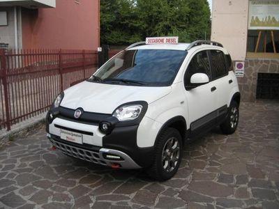 usado Fiat Panda Cross 1.3 MJT 95 CV S SOLO KM 22000 CERTIFICATI