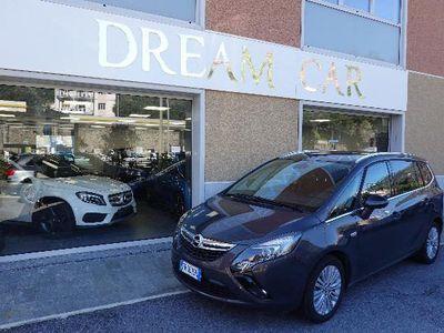 usata Opel Zafira Tourer allestimento Cosmo