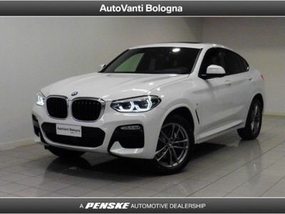 usado BMW X4 xDrive 20d Msport