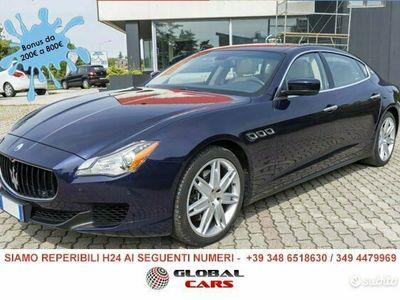 usata Maserati Quattroporte 3.0 V6 Diesel 275 CV /Skyhook/H-kardon/ 1°propr