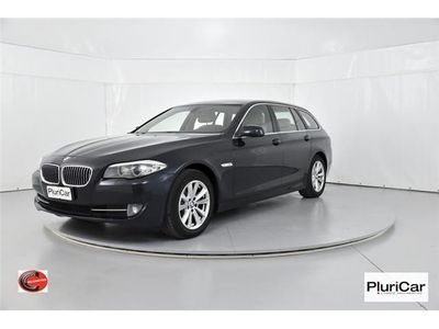 gebraucht BMW 520 Serie 5 Touring d Touring 184cv Business Automatico