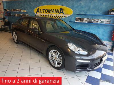 begagnad Porsche Panamera 3.0 D PlatinumEdition Iva Esposta
