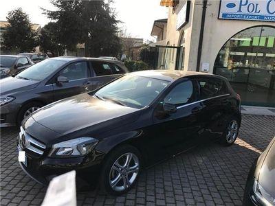 usata Mercedes A180 CDI Sport km.32000 UNICOPROPRIETARIO