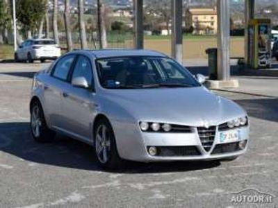 usata Alfa Romeo 159 1.9 JTDm 150cv SENSORI CLIMA BIZO