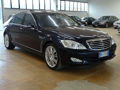 brugt Mercedes S500 Avantgarde Lunga