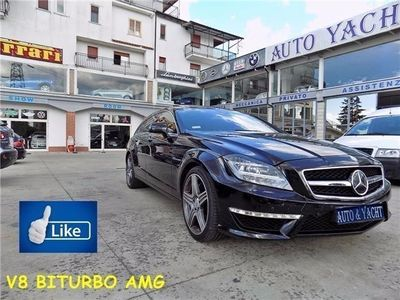 usata Mercedes CLS63 AMG ClasseAmg (x/c218) Sw Amg Full Optional Usato