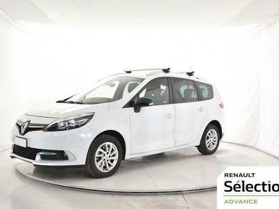 usata Renault Scénic dCi 110CV EDC Limited AUTO - NAVI - 7 POSTI