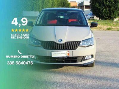 brugt Skoda Fabia 1.4 TDI 90 CV Monte Carlo