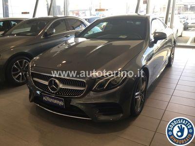 usado Mercedes 220 CLASSE E COUPÉ E coupeAMG Line 4matic auto