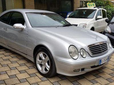 begagnad Mercedes CLK320 cat Elegance FH