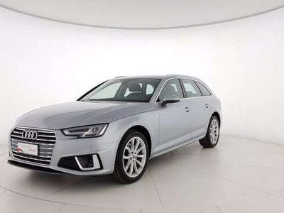 usata Audi A4 Avant 2.0 TDI 150 CV S tronic S line edition