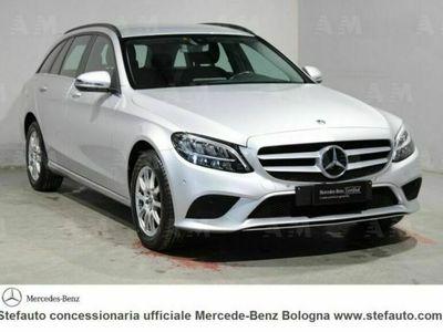 usata Mercedes 200 C SWd Business auto