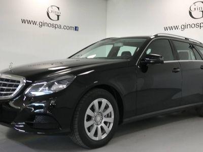 käytetty Mercedes E200 BlueTEC S.W. Automatic Business