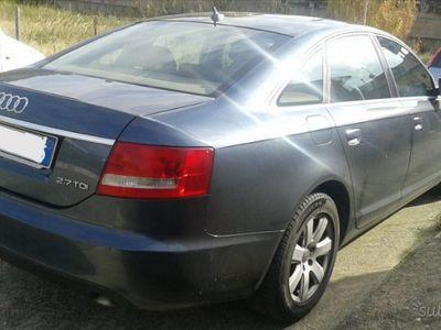 gebraucht Audi A6 2.7Tdi Pelle-Navi- - 2008
