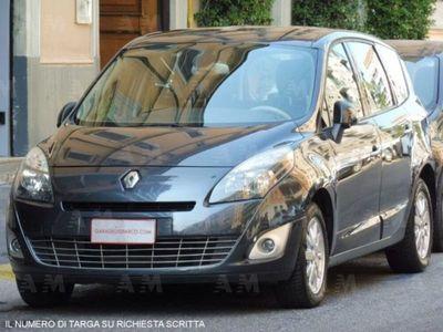 usata Renault Scénic 1.9 dCi LUXE 7 POSTI PDC BLUETOOTH TAGLIANDI