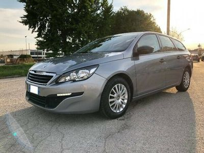 usata Peugeot 308 1.6 HDi 92 CV SW NEOPATENTATI
