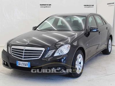 usata Mercedes E220 cdi BE Executive