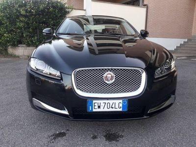 usata Jaguar XF XF2.2 D 200 CV Luxury