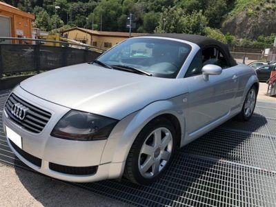 used Audi Cabriolet ROADSTER 1.8T