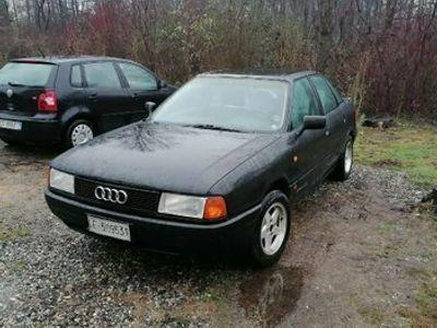 usata Audi 80 80 1.6 4 porte CC