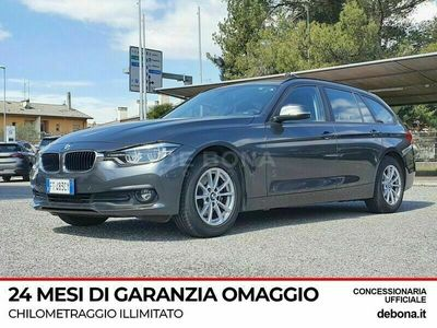 usata BMW 320 320 d touring xdrive business advantage auto