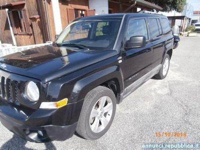 used Jeep Patriot 2.2 CRD Limited